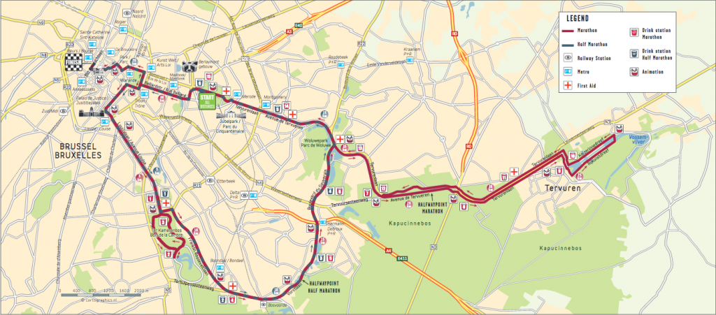 map-brussels-marathon